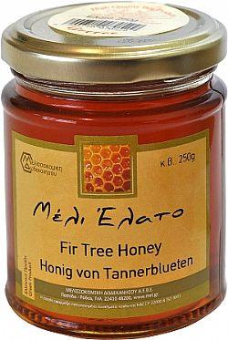 Ελληνικό μέλι από έλατο