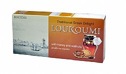 Loukoumi with honey and nuts 280gr