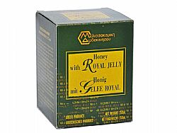 Royal Jelly with Honey 250gr